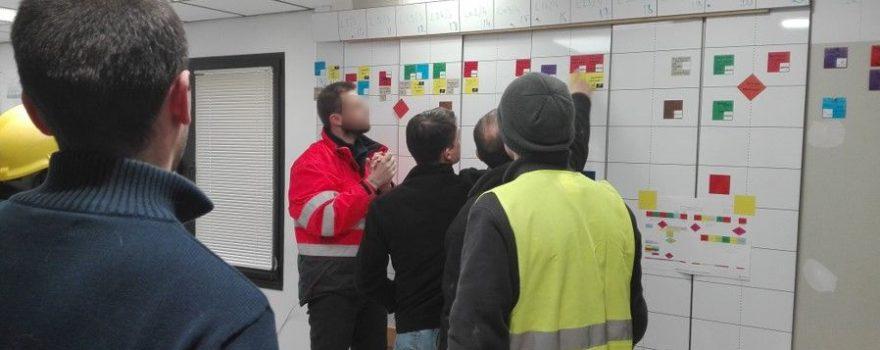 Last planner system corps d'état secondaire